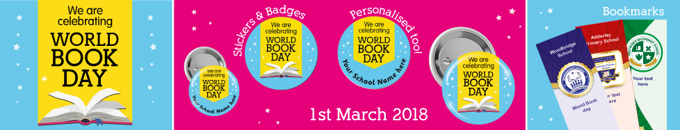 World Book Day 2018 - Create Your Story