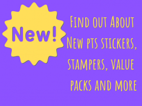 PTS Stickers