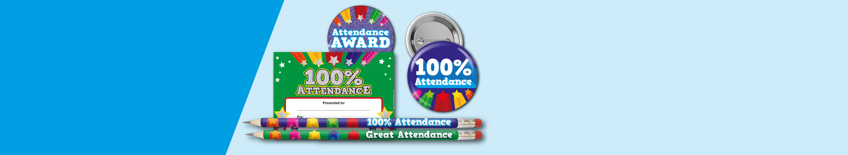 Shop All Attendance Award Products