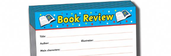 Book Review Pad