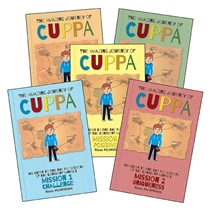 *Book Set* Cuppa Missions 1 to 5 by Ross McWilliam