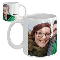 1 Photo Upload Your Own Personalised Ceramic Mug
