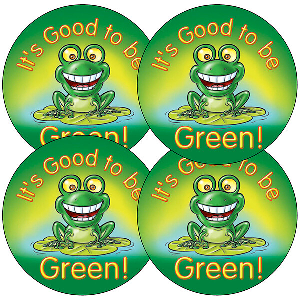 Image result for It's good to be green frog