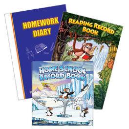 All School Record Books