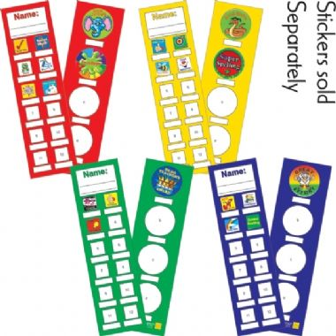 Good Homework Stickers - Thumbs Up (140 Stickers - 16mm)