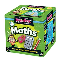 BrainBox Maths Game Age 7+