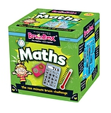 BrainBox Maths Game Age 7+