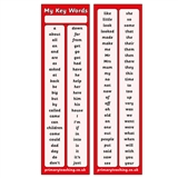Key Words Bookmarks (30 Bookmarks)