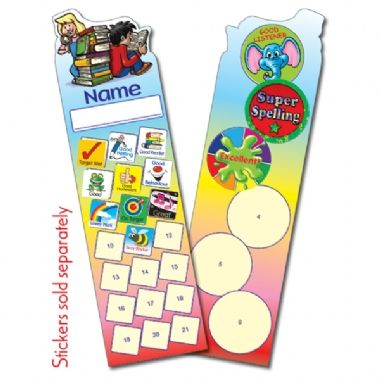 Pack of 30 Children Bookmarks