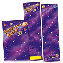 Superstar Reader Bookmarks (30 Bookmarks)