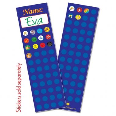 Pack of 30 Diddi Dot Bookmarks