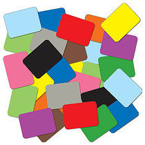 Value Pack of 1440 Mixed Mini Library Book Labels