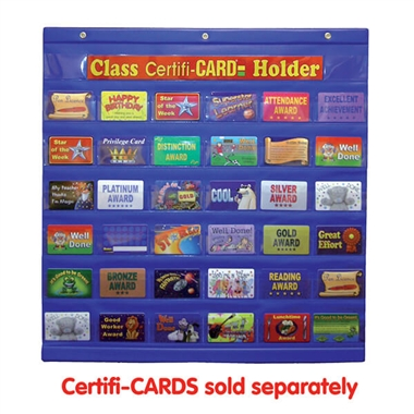 Blue Pocket Wallet & Class Pass Holder for 36
