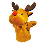 Rudolph Christmas Puppet
