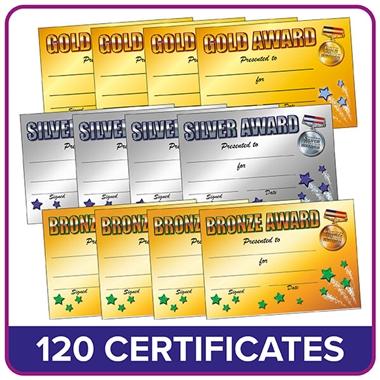 Certificate Value Packs