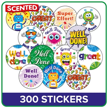 Sticker Value Packs