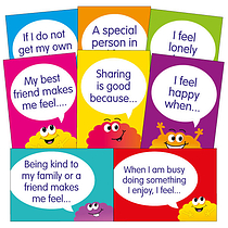 Pack of 20 Circle Time Starter Cards