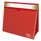 Worksheet Holder - Red (Double Sided)