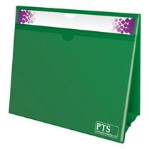 Green Worksheet Holder