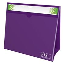 Purple Worksheet Holder