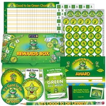 Good to be Green Reward Box