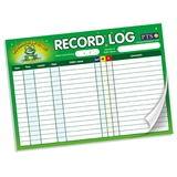 Good To Be Green Behaviour Trends Record Log Pad