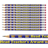 Head Teacher's Award Pencils (12 Pencils)