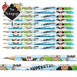 Pedagogs Pack of 12 Pirate Pencils