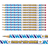 Star of the Week Pencils (12 Pencils)