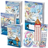 Home School Pack - Polar Theme Home Learning