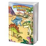 Dinosaur 104 Page A5 Homework Diary