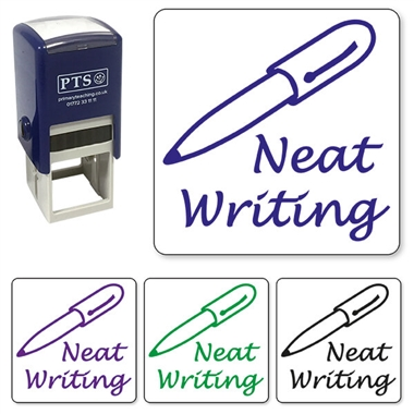 Neat Writing Stamper (25mm)