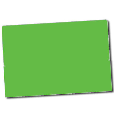Text Only Stickers - Green (32 per sheet - 46mm x 30mm)