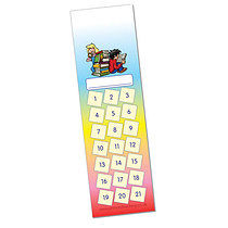 Set of 8 Personalised Children 59mm x 210mm Card Bookmarks