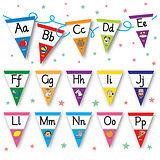 Pedagogs Alphabet Bunting