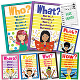 Pedagogs The GoGoGos Question Posters