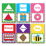 Pedagogs A4 Shapes Posters