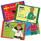 Pedagogs Numeracy Posters OUT OF STOCK