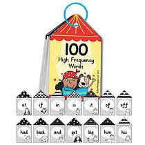 Pedagogs 100 High Frequency Key Words Keyring