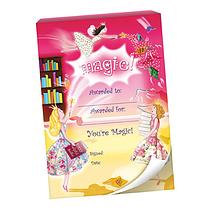 60 Page 'Magic' Fairy Scene A6 Praisepad