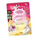 60 Page 'Magic' Fairy Scene A6 Praisepad
