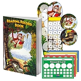 Reading Value Pack - Jungle (100 Record Books Included)