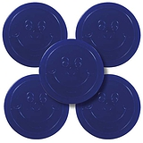 Blue 38mm Plastic Reward Token pack of 50