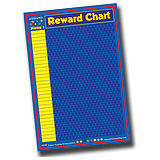 A2 Sticker Collector Diddi Dots Reward Chart