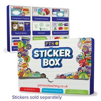 Plastic Sticker Box - To Keep Your Stickers In