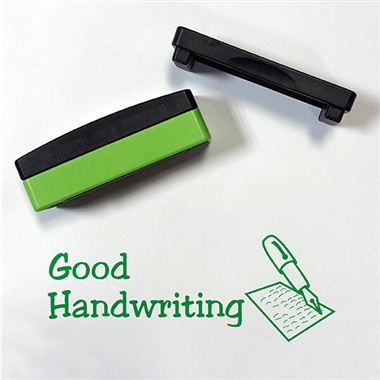 Good Handwriting Stakz Stamper - Green Ink (44mm x 13mm)