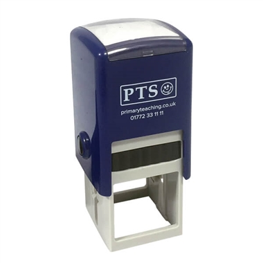 What Went Well 'WWW' Stamper - Green Ink (21mm)