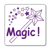 Magic Wand Pre-inked Stamper