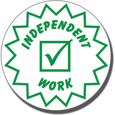 Independent Work Stamper (21mm)