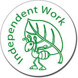 Independent Work Stamper - Ant (21mm)